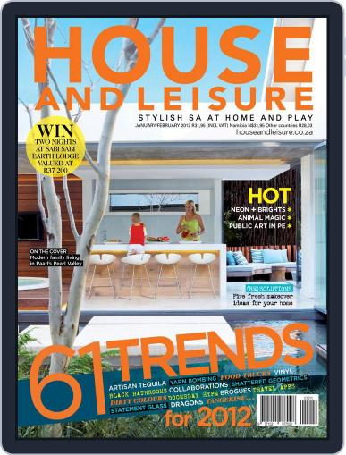 House and Leisure (Digital) December 18th, 2011 Issue Cover