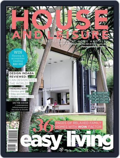 House and Leisure (Digital) April 15th, 2012 Issue Cover