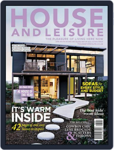 House and Leisure (Digital) May 19th, 2013 Issue Cover