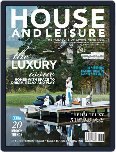 House and Leisure (Digital) July 21st, 2013 Issue Cover