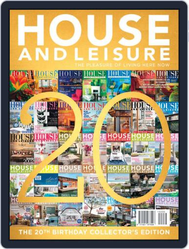 House and Leisure (Digital) September 15th, 2013 Issue Cover