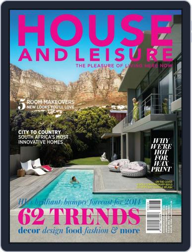 House and Leisure December 15th, 2013 Digital Back Issue Cover