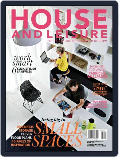 House and Leisure February 16th, 2014 Digital Back Issue Cover