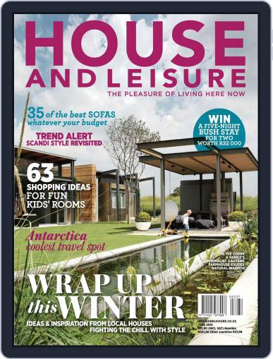 House and Leisure May 18th, 2014 Digital Back Issue Cover