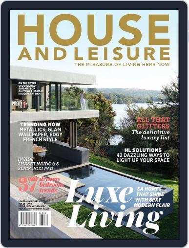 House and Leisure (Digital) July 21st, 2014 Issue Cover