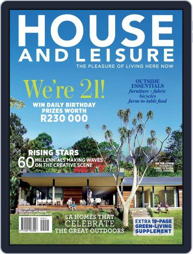 House and Leisure (Digital) September 9th, 2014 Issue Cover