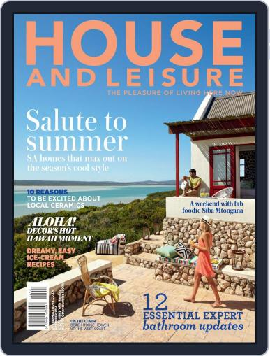 House and Leisure (Digital) October 19th, 2014 Issue Cover