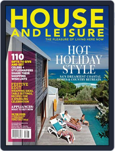 House and Leisure (Digital) November 16th, 2014 Issue Cover