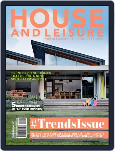 House and Leisure (Digital) December 15th, 2014 Issue Cover