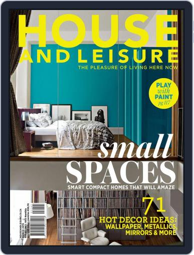 House and Leisure (Digital) February 13th, 2015 Issue Cover