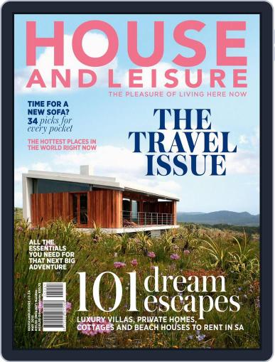 House and Leisure (Digital) May 1st, 2015 Issue Cover