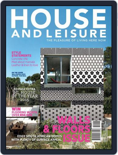 House and Leisure June 1st, 2015 Digital Back Issue Cover