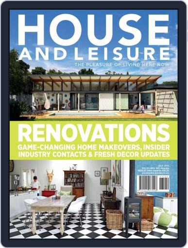 House and Leisure (Digital) July 1st, 2015 Issue Cover