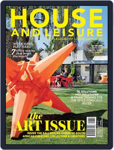 House and Leisure September 1st, 2015 Digital Back Issue Cover