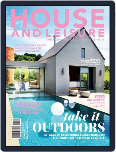 House and Leisure October 1st, 2015 Digital Back Issue Cover