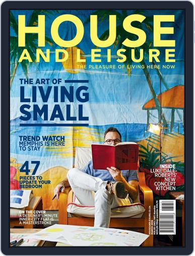 House and Leisure (Digital) February 22nd, 2016 Issue Cover