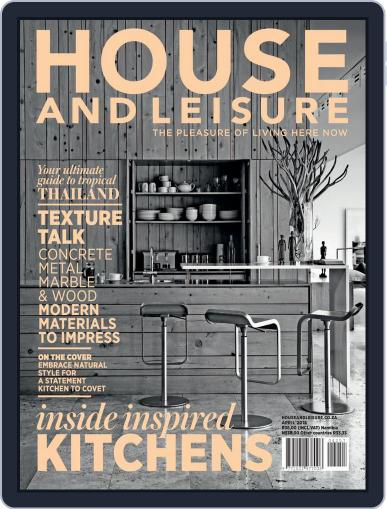 House and Leisure (Digital) March 31st, 2016 Issue Cover