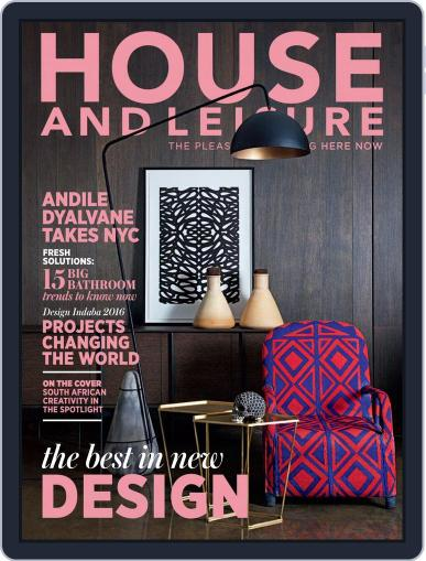 House and Leisure (Digital) April 30th, 2016 Issue Cover