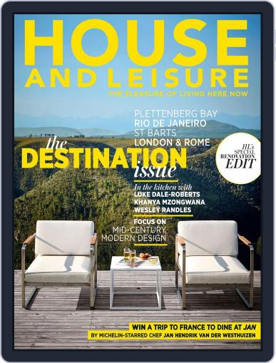 House and Leisure (Digital) July 18th, 2016 Issue Cover