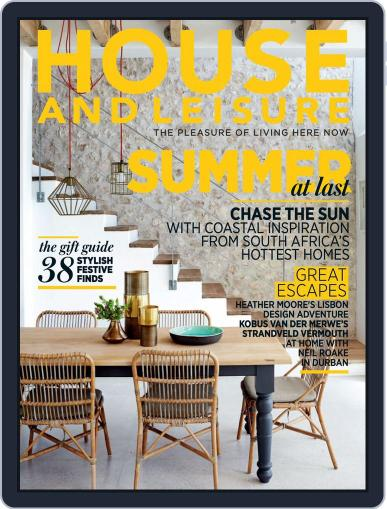 House and Leisure December 1st, 2016 Digital Back Issue Cover