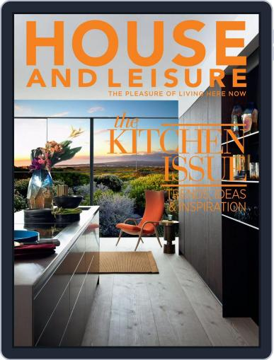 House and Leisure April 1st, 2017 Digital Back Issue Cover