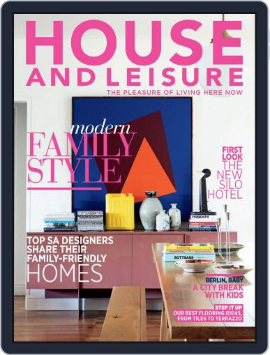 House and Leisure May 1st, 2017 Digital Back Issue Cover