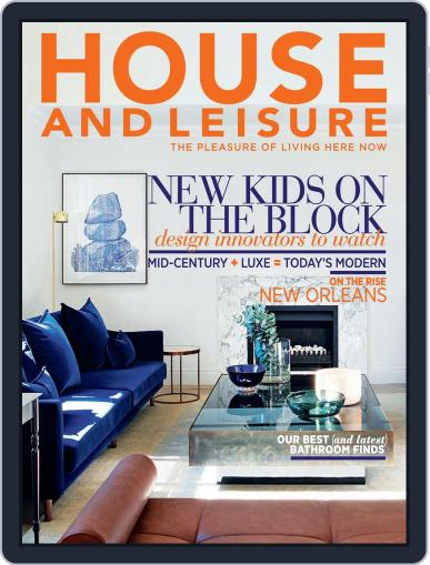 House and Leisure (Digital) August 1st, 2017 Issue Cover