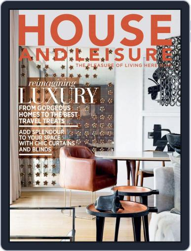 House and Leisure November 1st, 2017 Digital Back Issue Cover