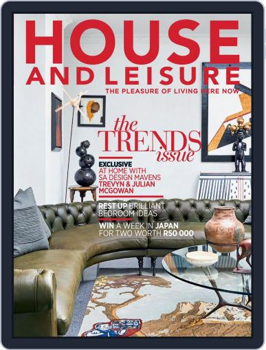 House and Leisure January 1st, 2018 Digital Back Issue Cover