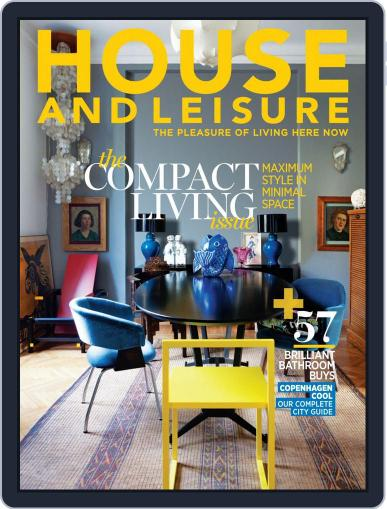 House and Leisure March 1st, 2018 Digital Back Issue Cover