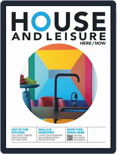 House and Leisure May 1st, 2019 Digital Back Issue Cover