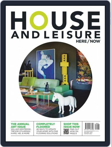 House and Leisure (Digital) August 1st, 2019 Issue Cover