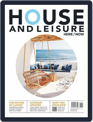 House and Leisure October 1st, 2019 Digital Back Issue Cover