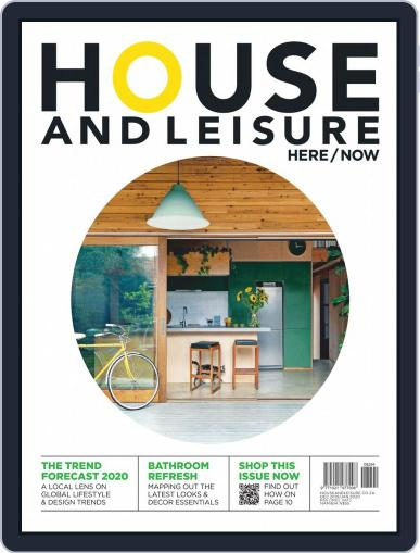 House and Leisure December 1st, 2019 Digital Back Issue Cover