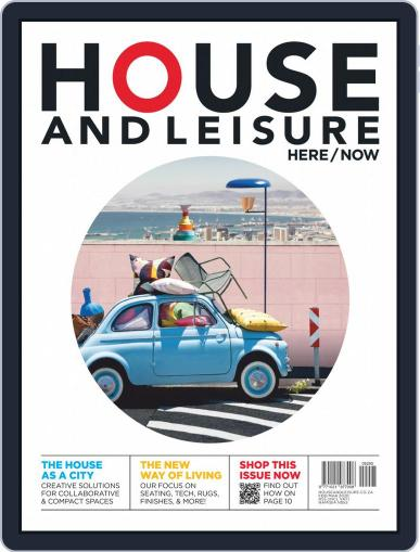 House and Leisure February 1st, 2020 Digital Back Issue Cover
