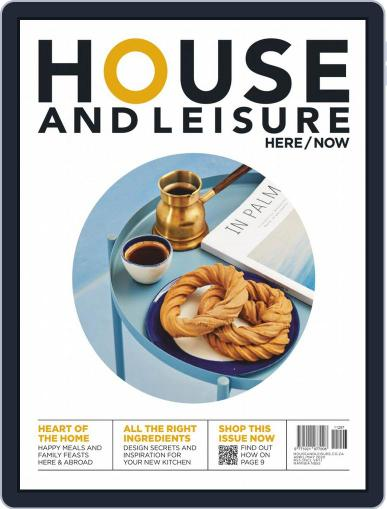 House and Leisure April 1st, 2020 Digital Back Issue Cover