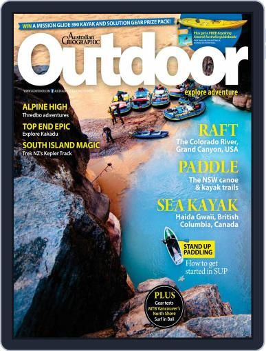 Australian Geographic Outdoor (Digital) January 15th, 2015 Issue Cover