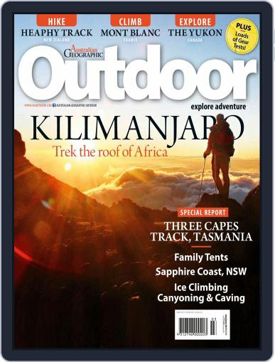 Australian Geographic Outdoor May 13th, 2015 Digital Back Issue Cover