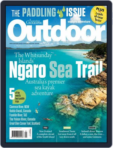 Australian Geographic Outdoor January 13th, 2016 Digital Back Issue Cover
