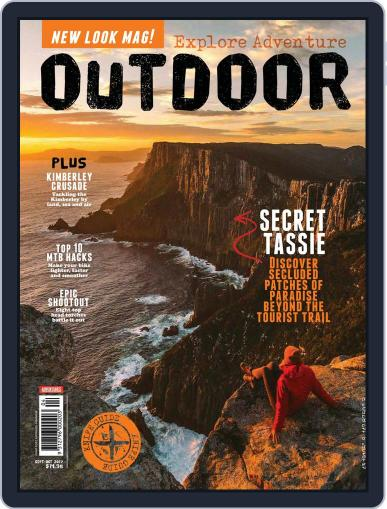 Australian Geographic Outdoor (Digital) September 1st, 2017 Issue Cover