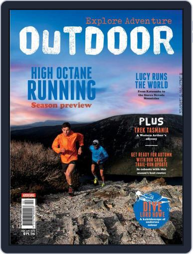Australian Geographic Outdoor (Digital) March 1st, 2018 Issue Cover