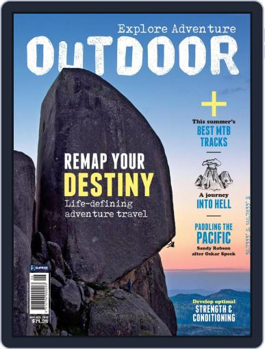 Australian Geographic Outdoor (Digital) November 1st, 2018 Issue Cover