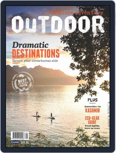 Australian Geographic Outdoor (Digital) January 1st, 2019 Issue Cover