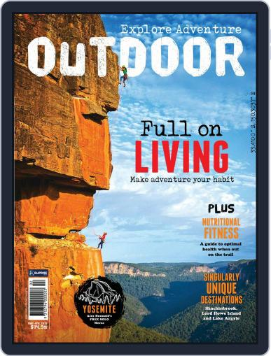 Australian Geographic Outdoor (Digital) March 1st, 2019 Issue Cover