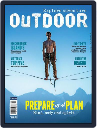 Australian Geographic Outdoor May 1st, 2019 Digital Back Issue Cover