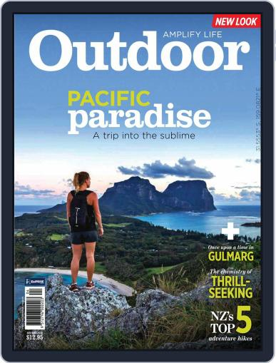 Australian Geographic Outdoor (Digital) July 1st, 2019 Issue Cover