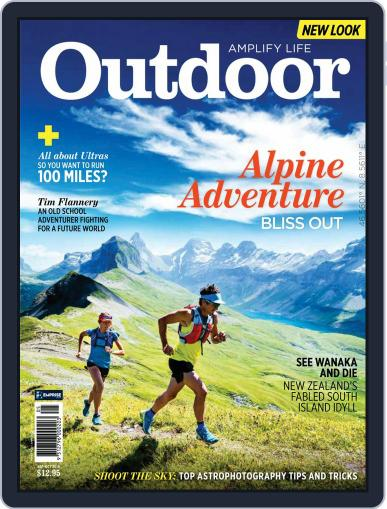 Australian Geographic Outdoor (Digital) September 1st, 2019 Issue Cover