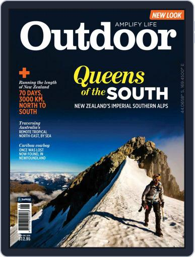 Australian Geographic Outdoor (Digital) November 1st, 2019 Issue Cover
