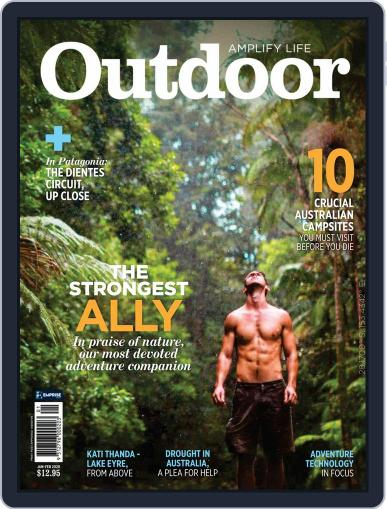 Australian Geographic Outdoor January 1st, 2020 Digital Back Issue Cover
