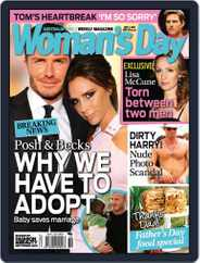 Woman's Day Australia (Digital) Subscription August 26th, 2012 Issue